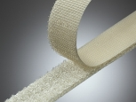 High-temperature Loop tape Klettostar® HT - width 25mm - natural - 25m